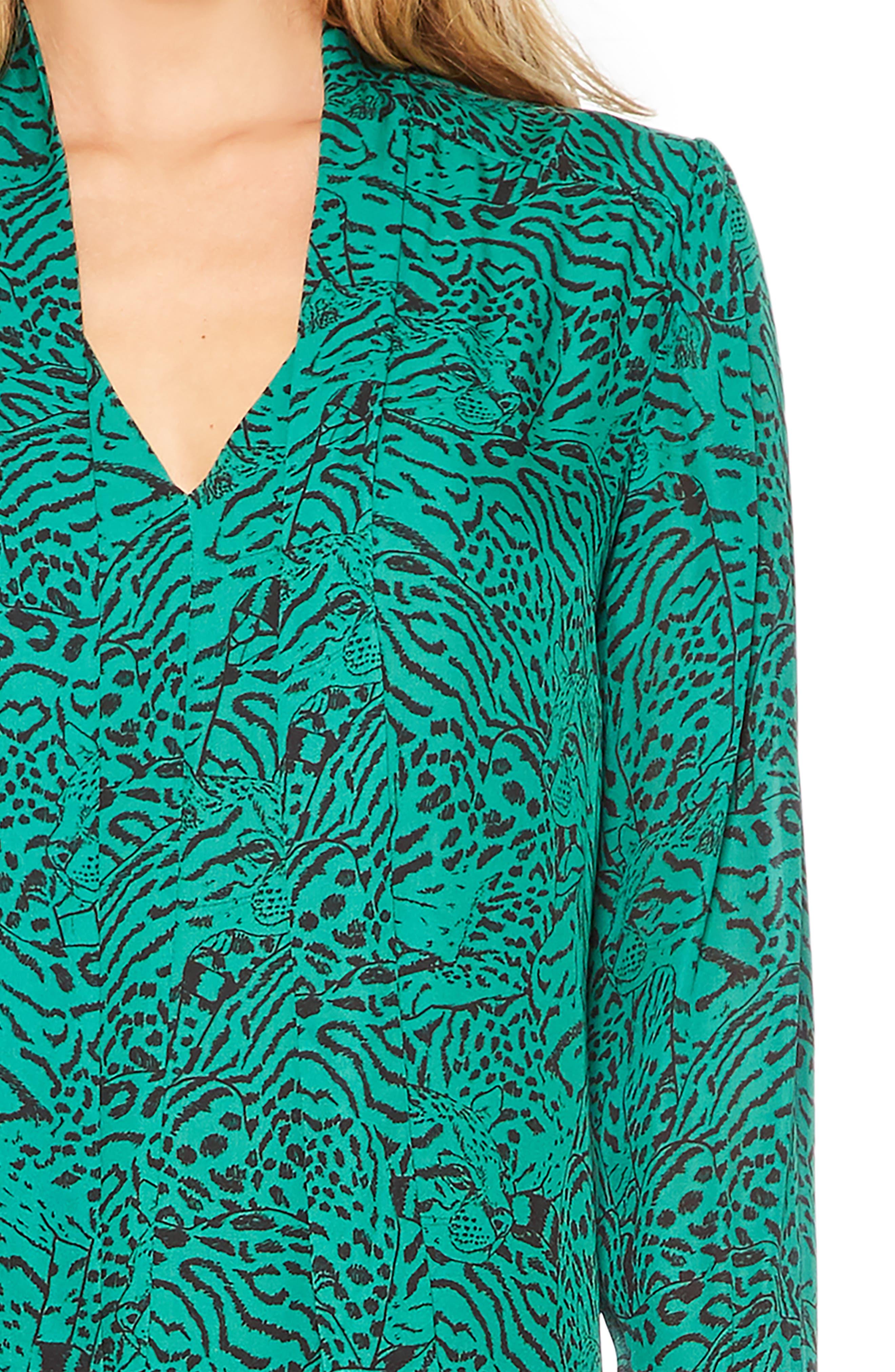 Parker Dresses Mercer Long Sleeve Shift Dress