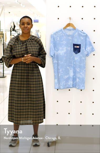 Sportswear Tie Dye Pocket T-Shirt, sales video thumbnail