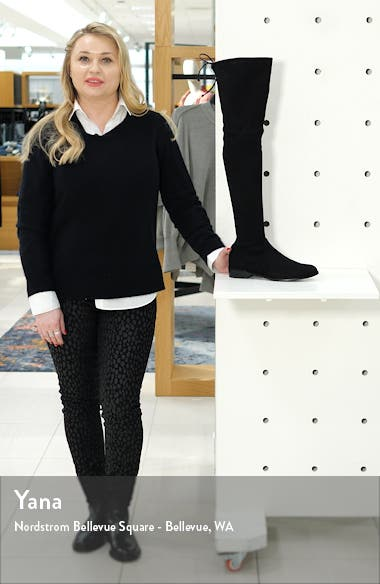 'Lowland' Over the Knee Boot, sales video thumbnail