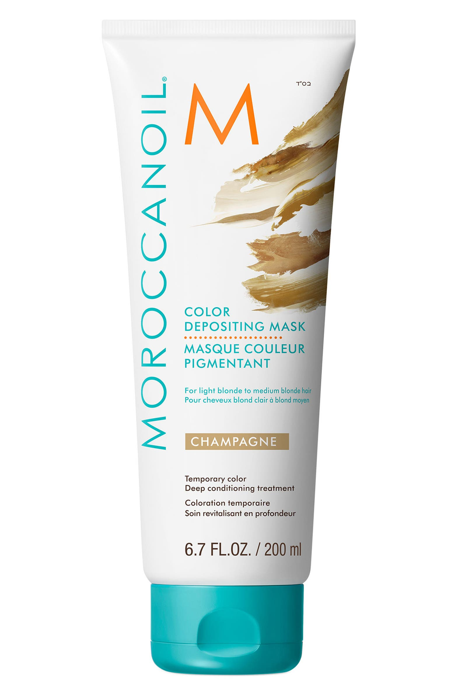 Color Depositing Mask Temporary Color Deep Conditioning Treatment MOROCCANOIL®