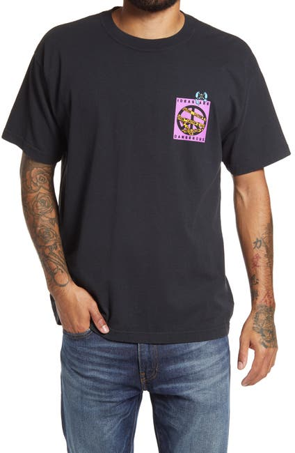 Image of Obey Ideas Are Dangerous Graphic Tee
