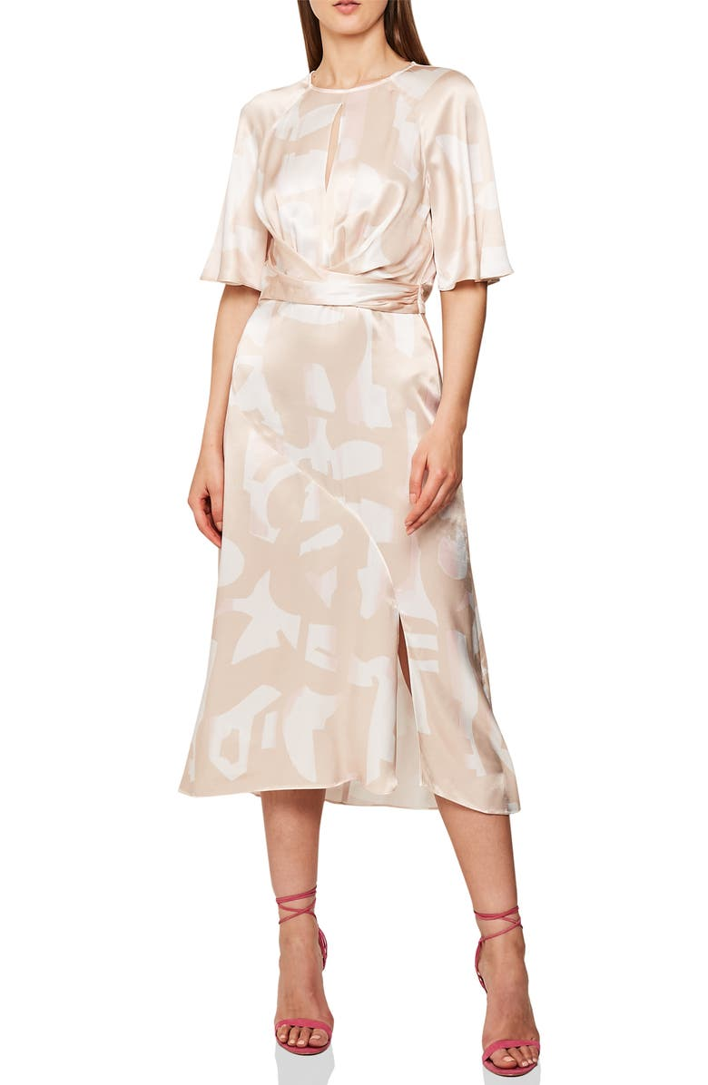Arlo Midi Dress by Reiss