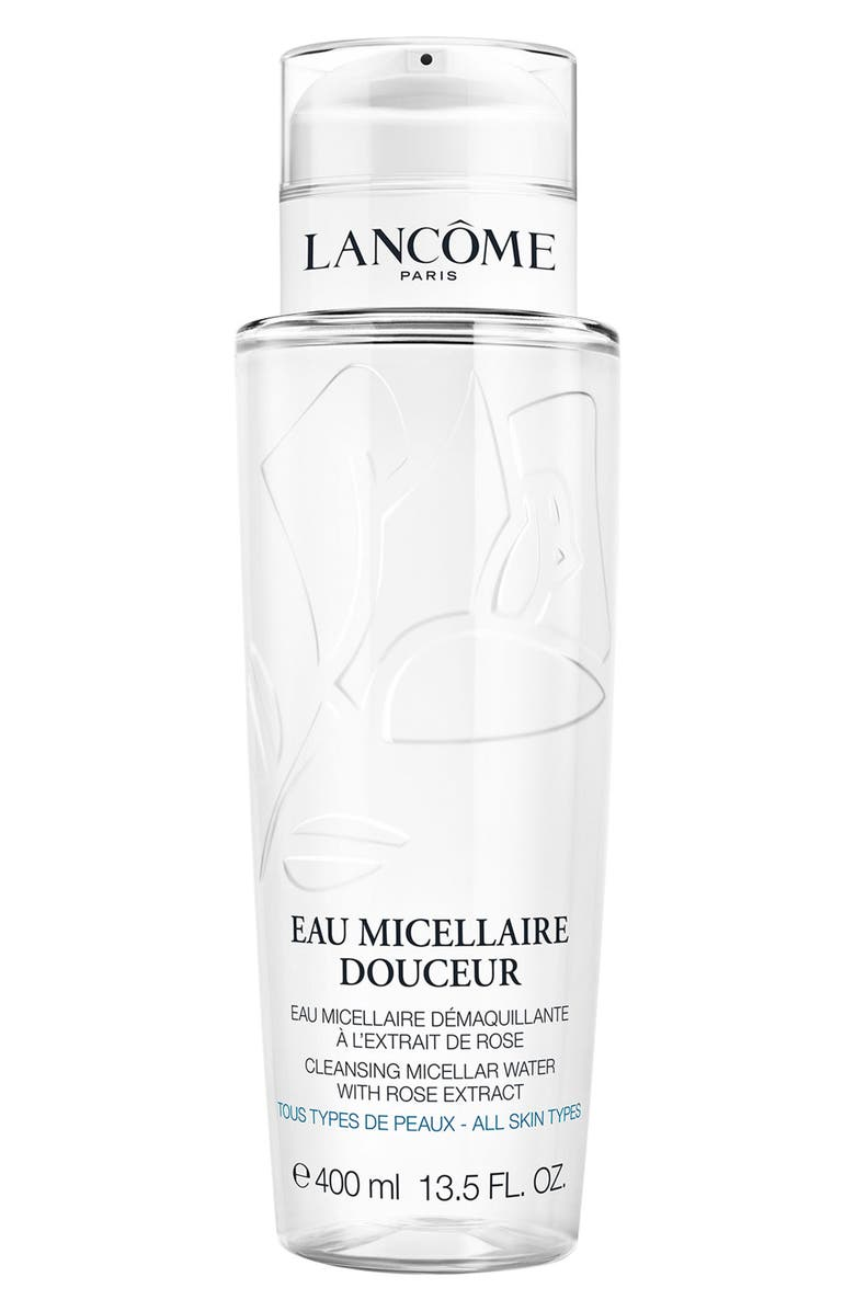 LANCÔME Eau Fraîche Douceur Micellar Cleansing Water, Main, color, NO COLOR