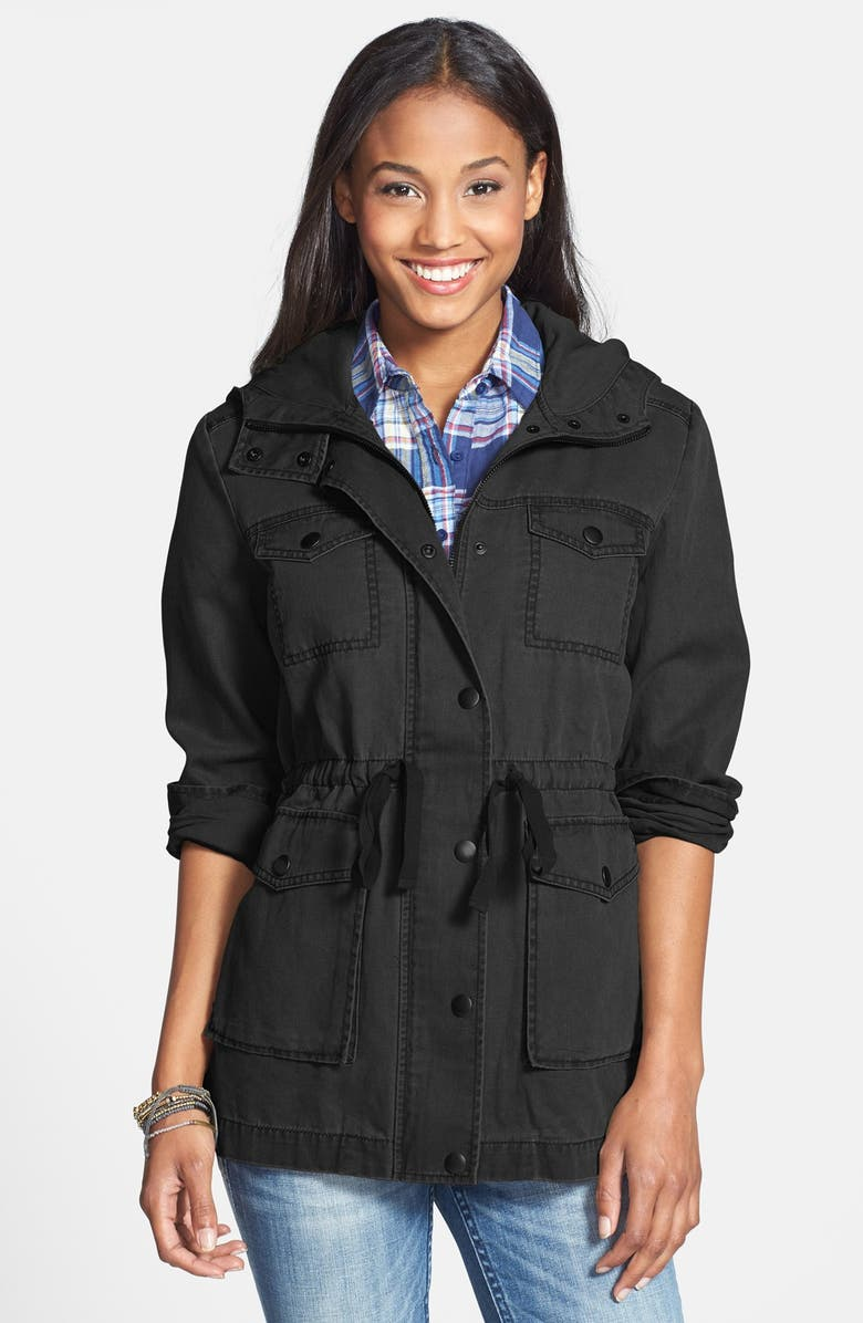 BP. Hooded Field Jacket, Main, color, 002