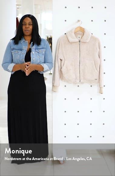 Always Cozy Faux Fur Jacket, sales video thumbnail