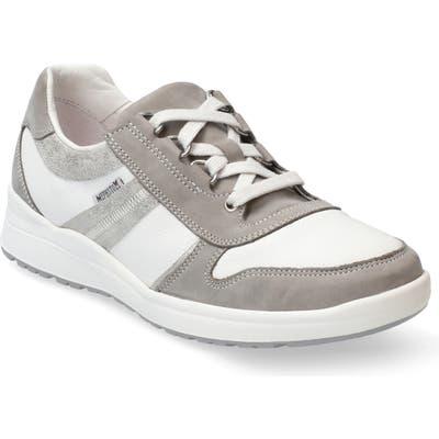 Mephisto Ruby Low Top Sneaker- Grey