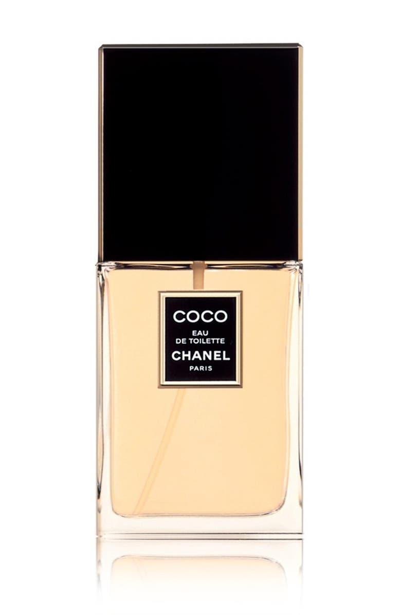 CHANEL COCO <br />Eau de Toilette Spray, Main, color, NO COLOR