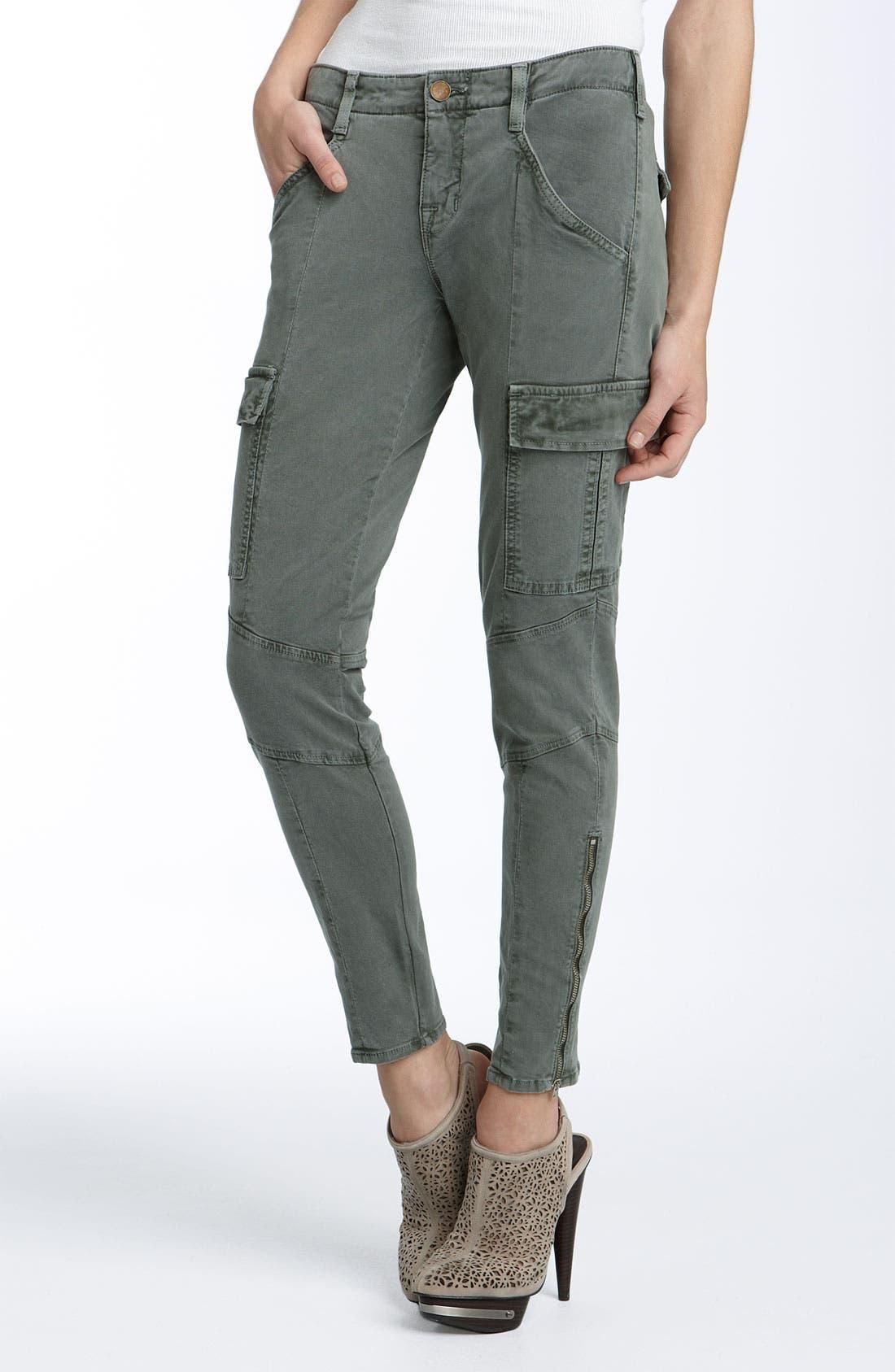 ,                             'Houlihan' Skinny Stretch Cotton Cargo Pants,                             Main thumbnail 10, color,                             341
