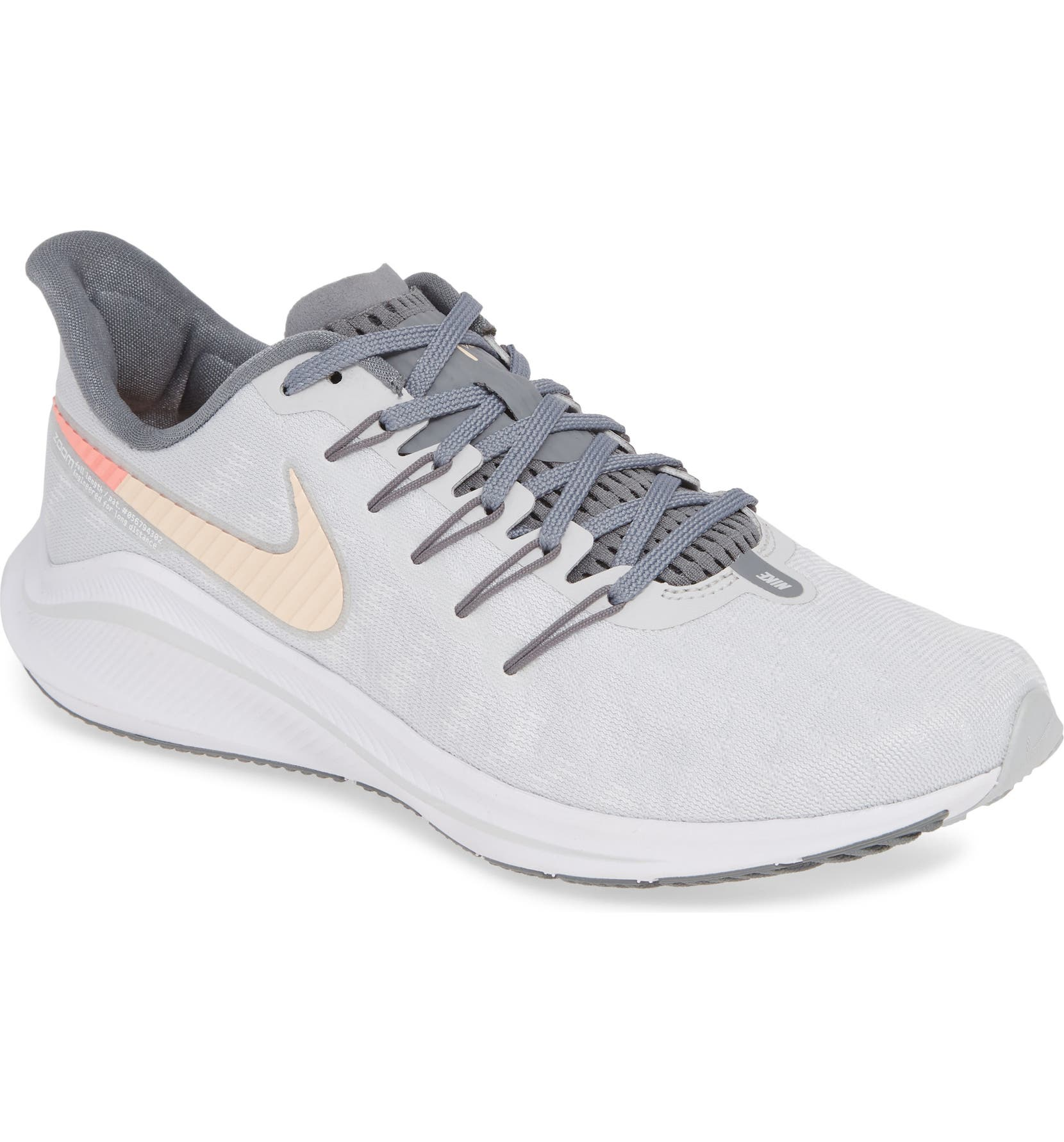 e9ff3fb1 Nike Air Zoom Vomero 14 Running Shoe (Women) | Nordstrom