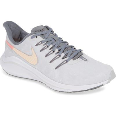 Nike Air Zoom Vomero 14 Running Shoe, Grey