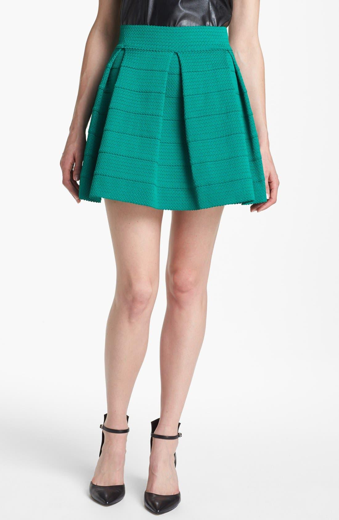 ,                             Pleated Skirt,                             Main thumbnail 7, color,                             340