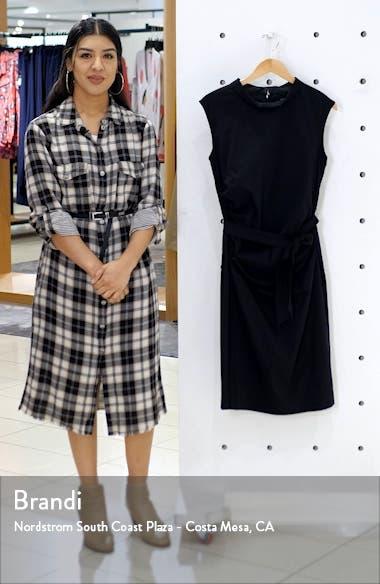 Shaped Poplin Dress, sales video thumbnail