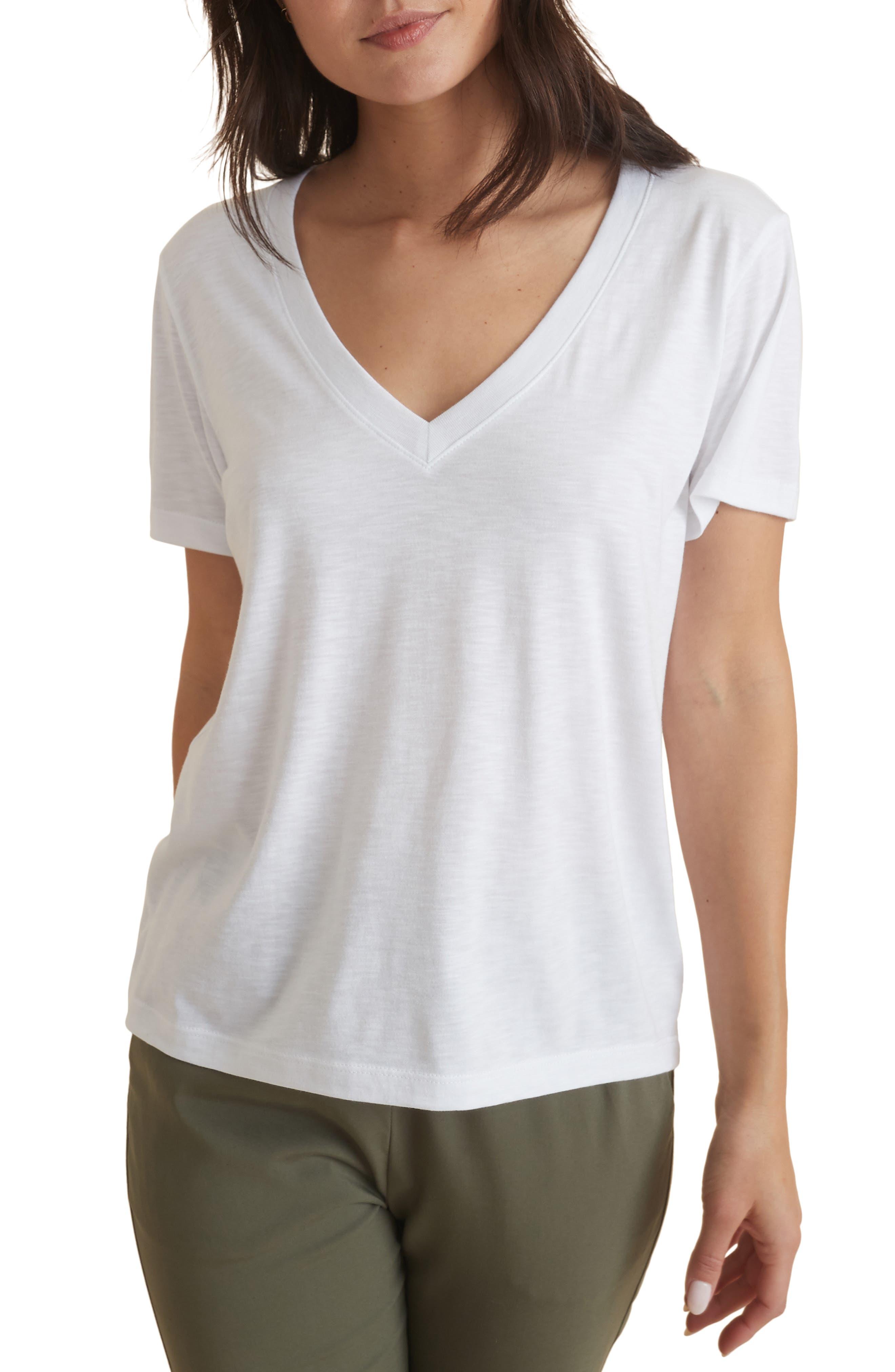 Boyfriend V-Neck T-Shirt