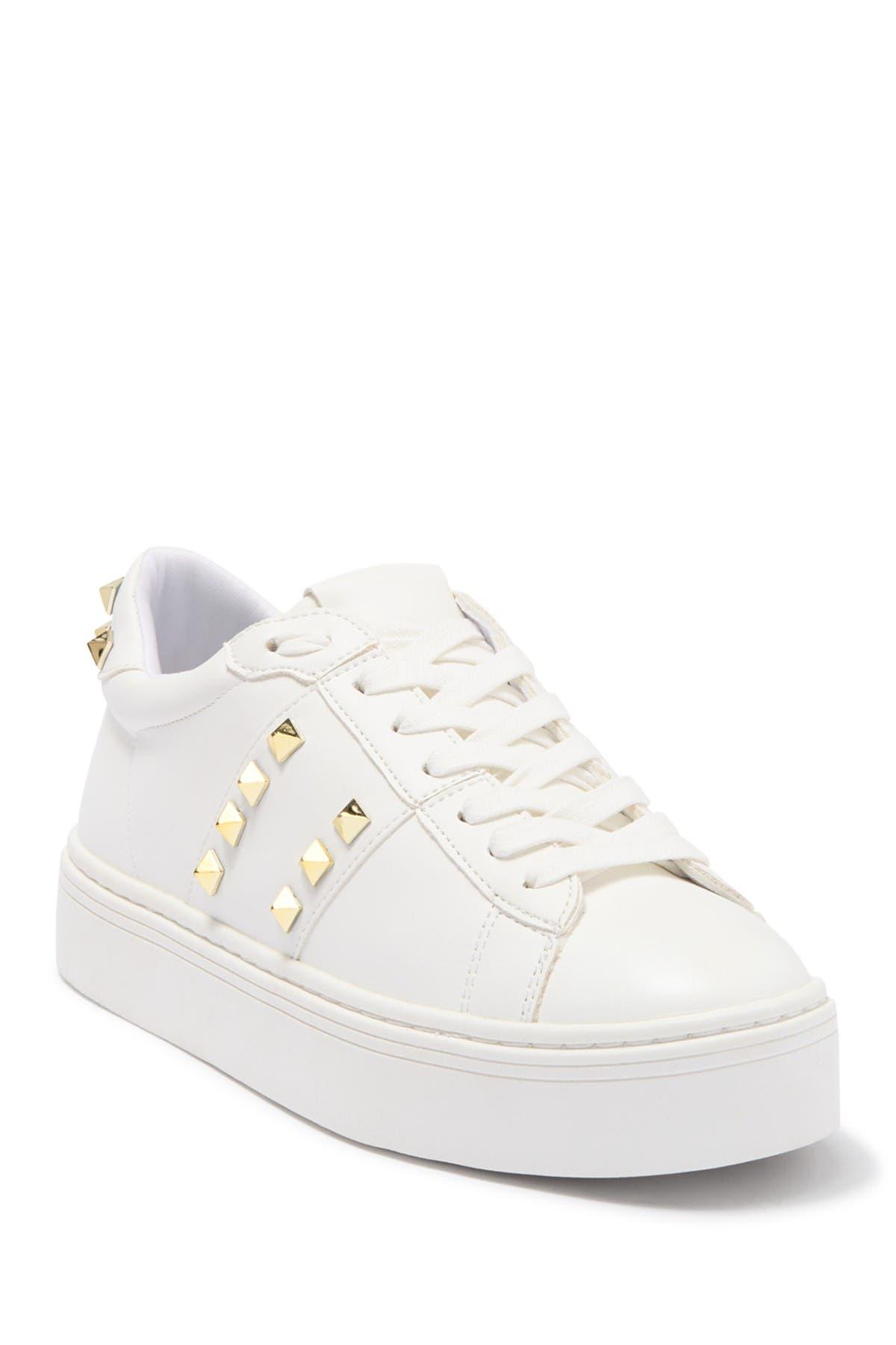 Image of STEVEN NEW YORK Bailie Studded Sneaker