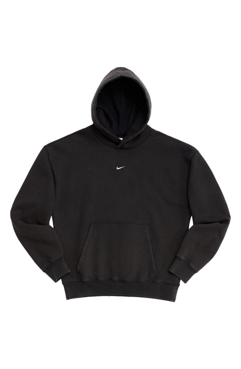 NIKE x Olivia Kim NRG Hooded Sweatshirt, Main, color, BLACK