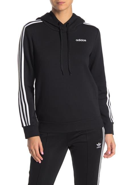 Image of adidas 3-Stripe Pullover Hoodie
