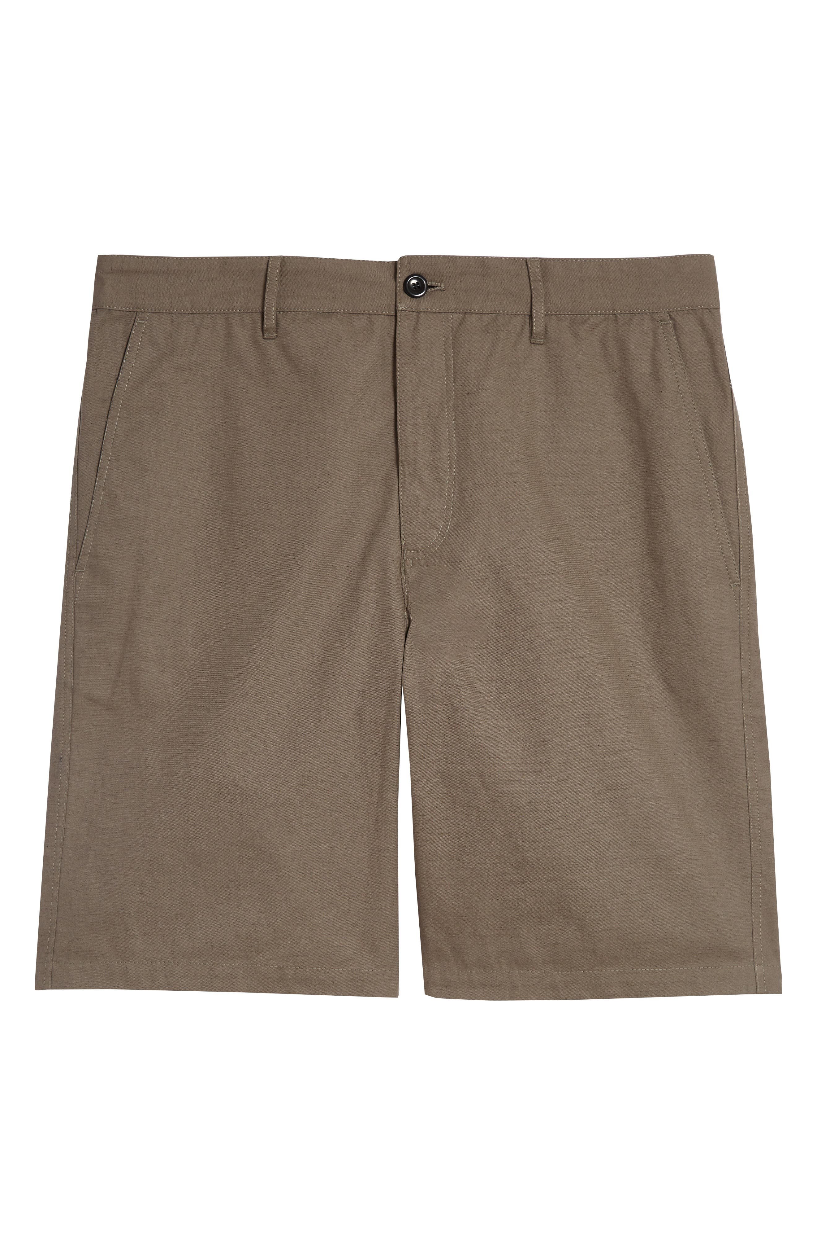 Men s Norse Projects Josef Cotton amp Linen Shorts