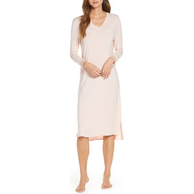 Rachel Parcell Knit Nightgown, Pink (Nordstrom Exclusive)