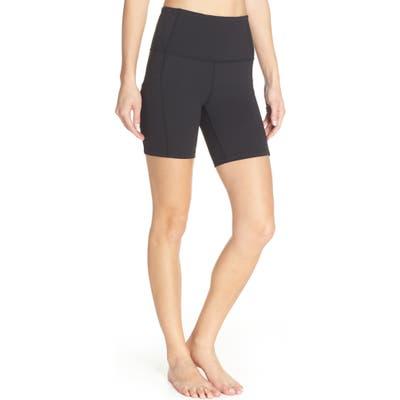 Zella Live In High Waist Pocket Bike Shorts
