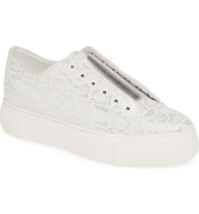 VERY VOLATILE True Sneaker, Main, color, WHITE