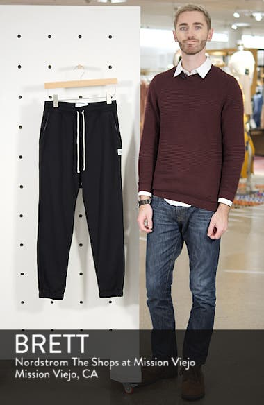 Cotton Jogger Pants, sales video thumbnail