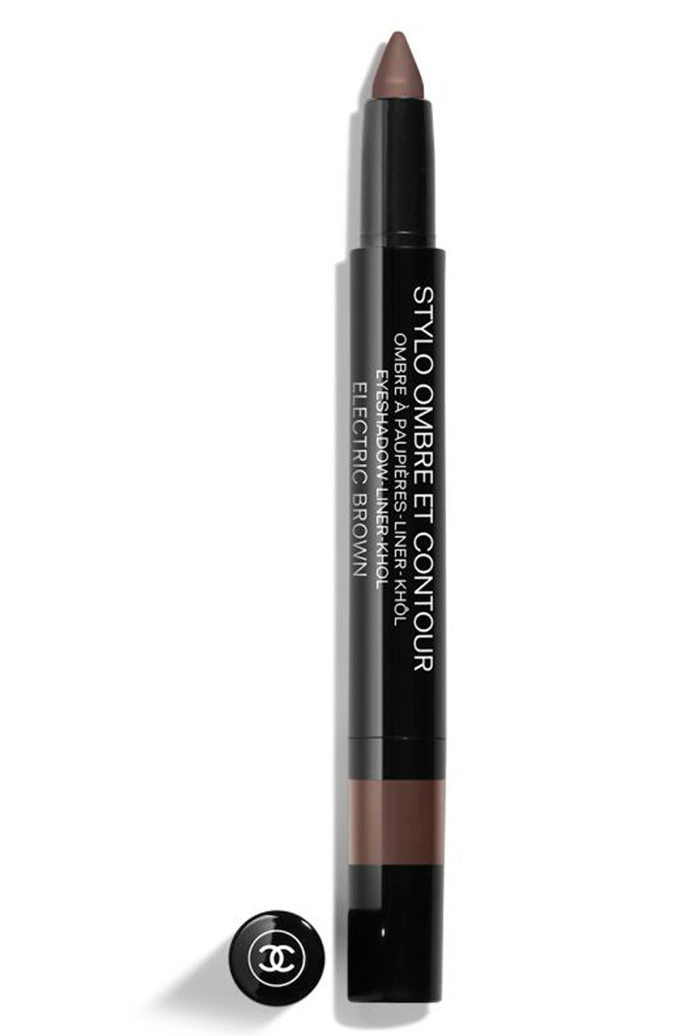 CHANEL STYLO OMBRE ET CONTOUR Eyeshadow Liner Khôl | Nordstrom
