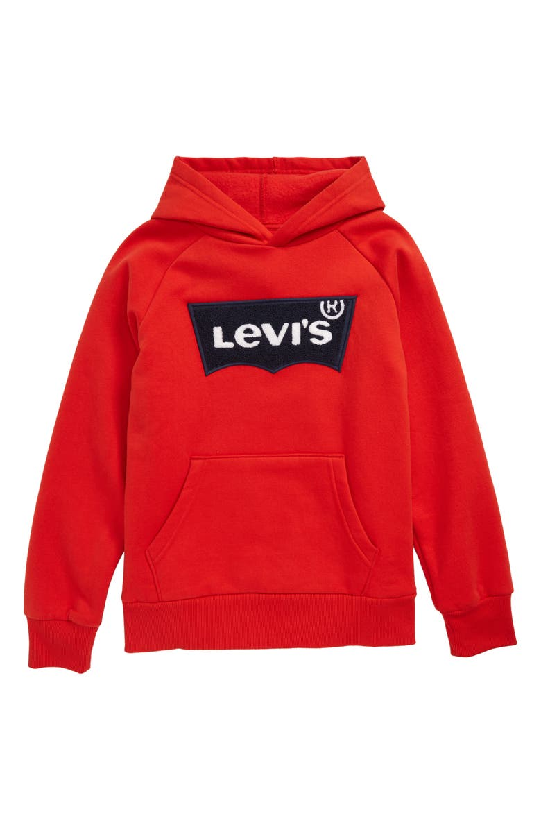 LEVI'S<SUP>®</SUP> Otto Pullover Hoodie, Main, color, 600