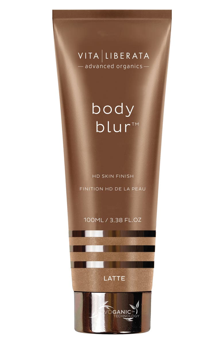 VITA LIBERATA Body Blur Instant HD Skin Finish, Main, color, LATTE
