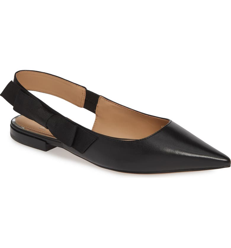 Linea Paolo Darcy Bow Slingback Flat Women