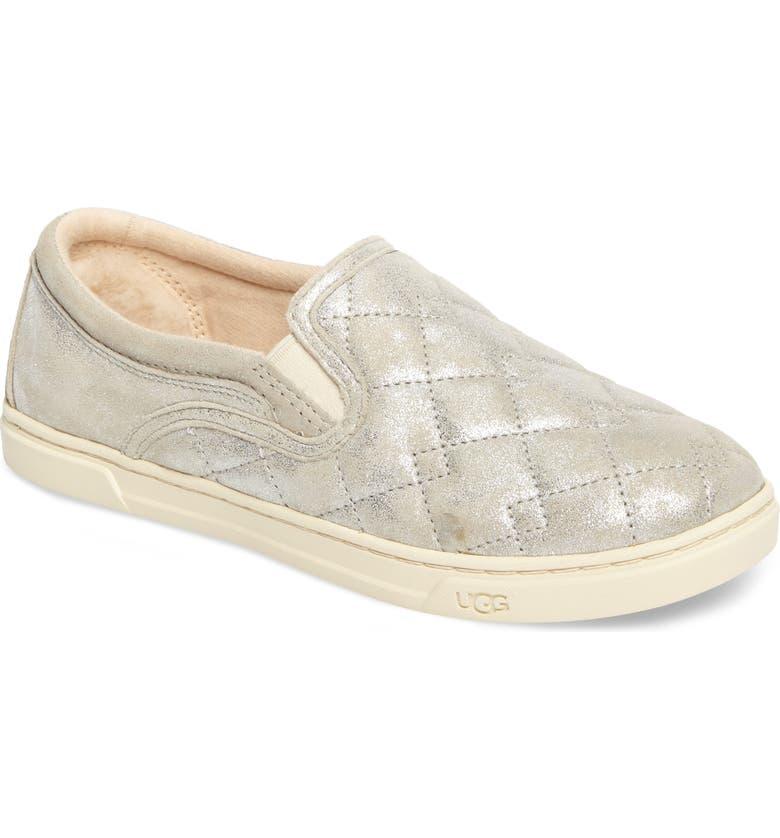202950c3dce Fierce Stardust Quilted Slip-On Sneaker