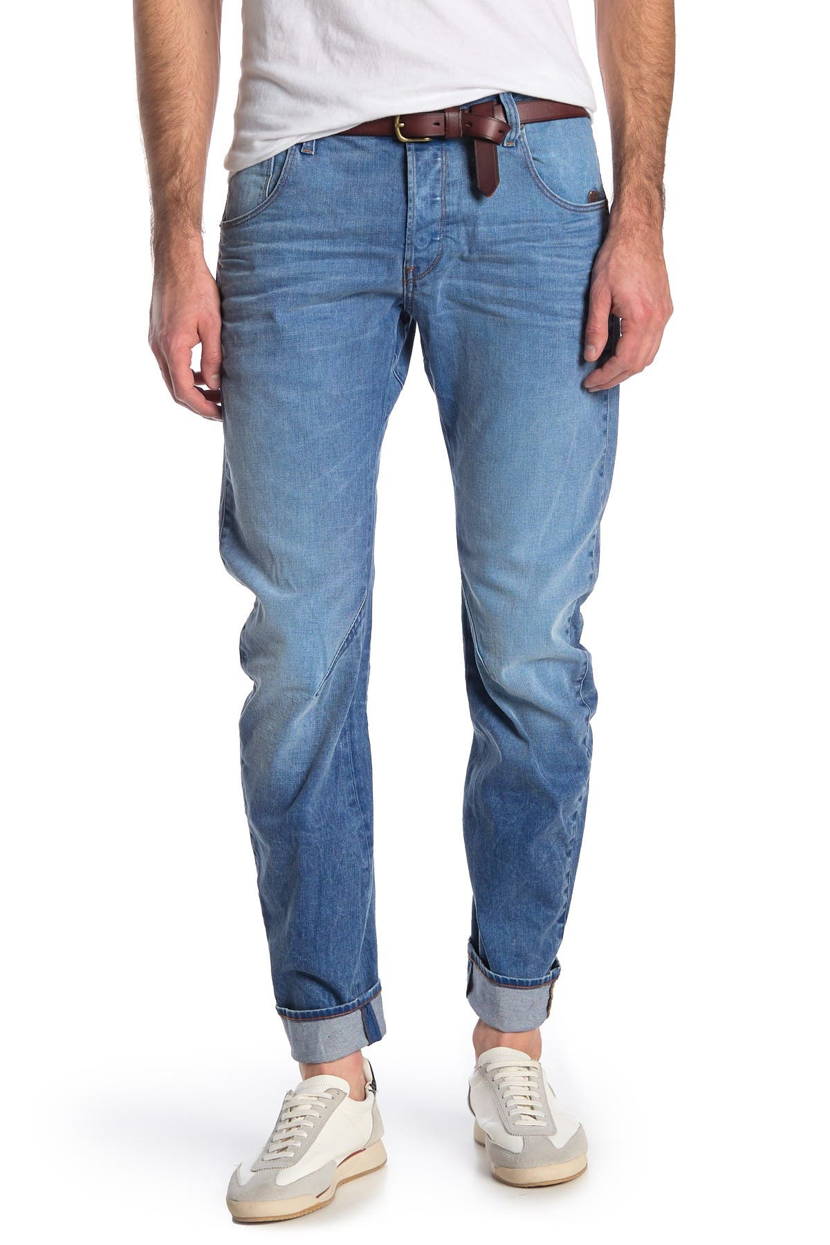 Image of G-STAR RAW Arc 3D Slim Jeans