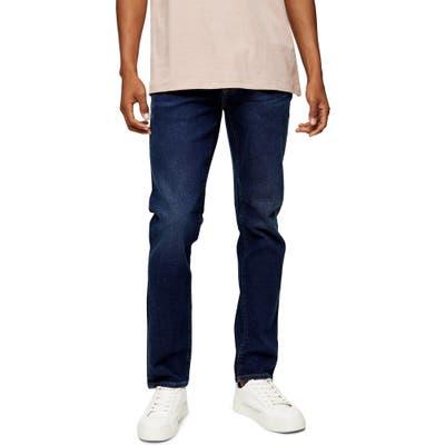 Topman Slim Fit Jeans, Blue