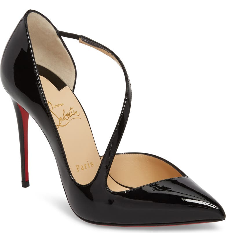 chaussure louboutin d'occasion
