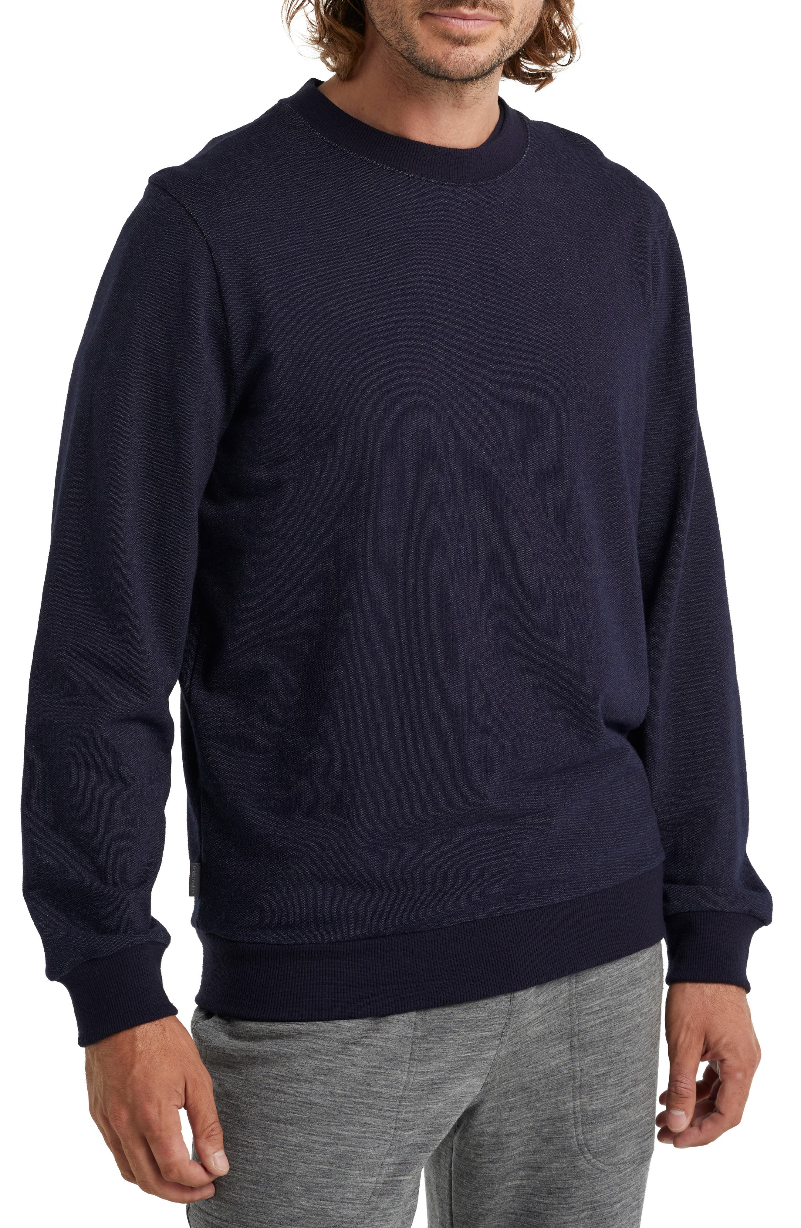 Central Long Sleeve Sweatshirt