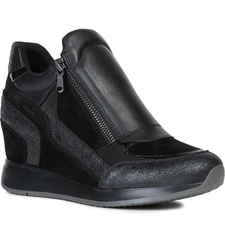 Geox Nydame Wedge Sneaker Women