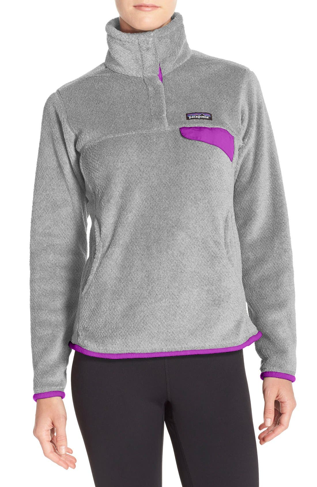 ,                             Re-Tool Snap-T<sup>®</sup> Fleece Pullover,                             Main thumbnail 79, color,                             021