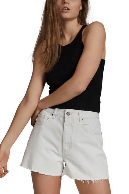 Image of Cotton On High Mom Denim Shorts