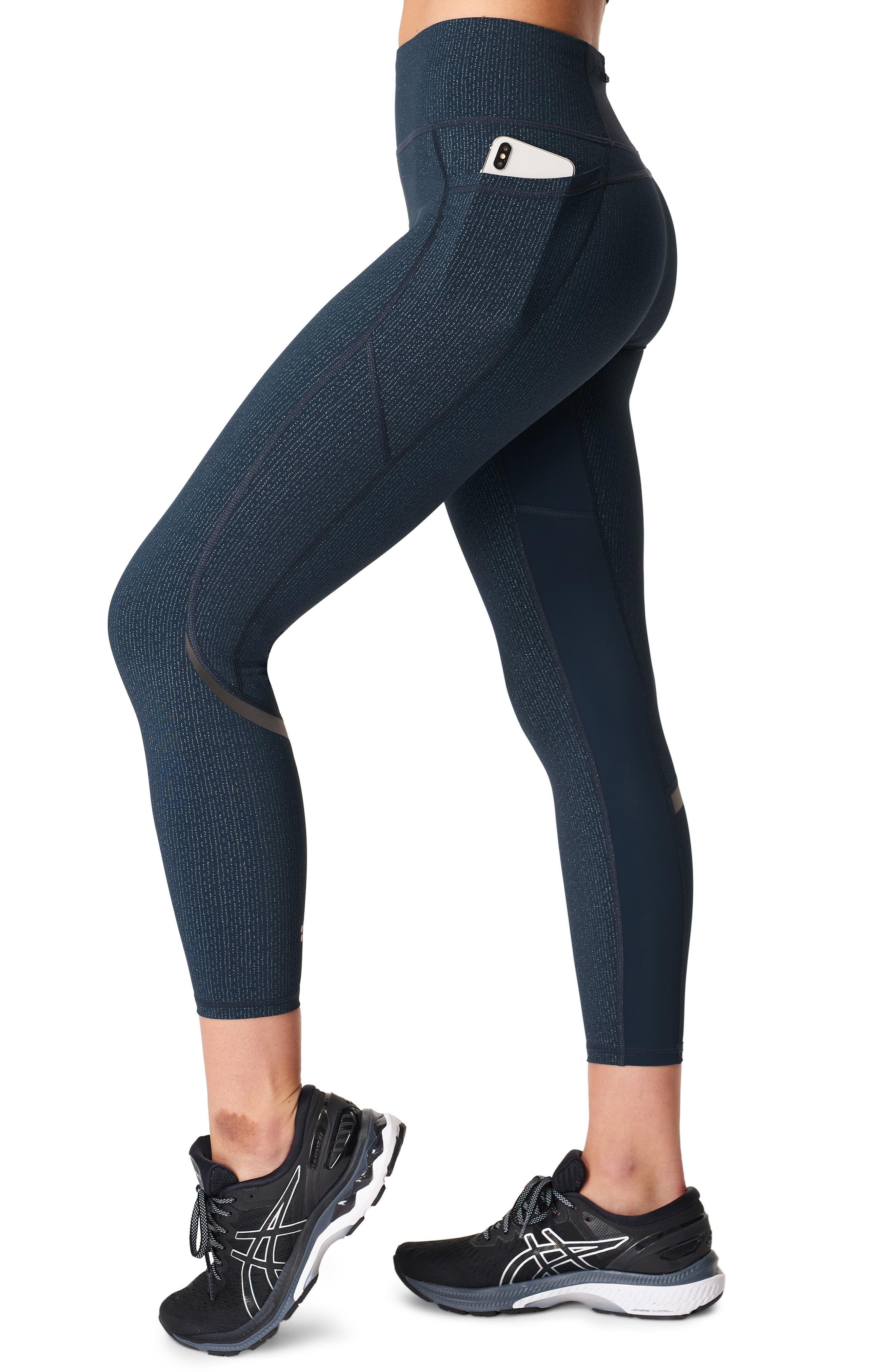 Sweaty Betty Zero Gravity Pocket 7/8 Running Leggings | Nordstrom