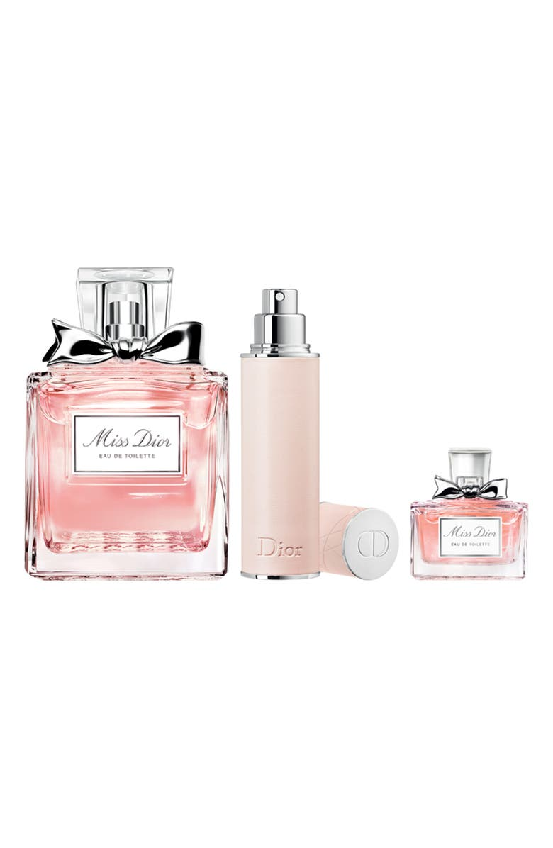 DIOR Miss Dior Eau de Toilette Set, Main, color, NO COLOR