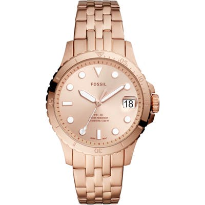 Fossil Fb-01 Bracelet Watch,