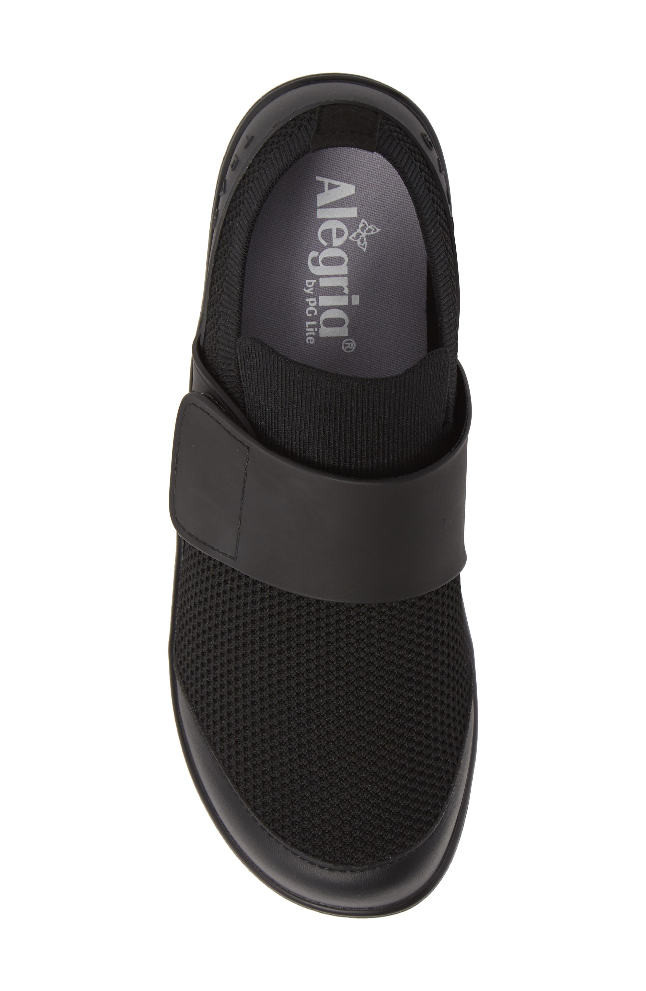 ,                             Qwik Sneaker,                             Alternate thumbnail 5, color,                             BLACK OUT LEATHER
