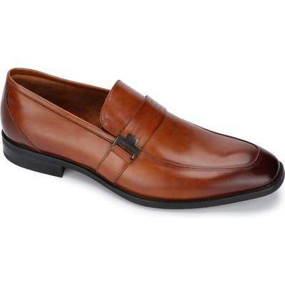 Kenneth Cole New York Ticketpod Loafer, Brown