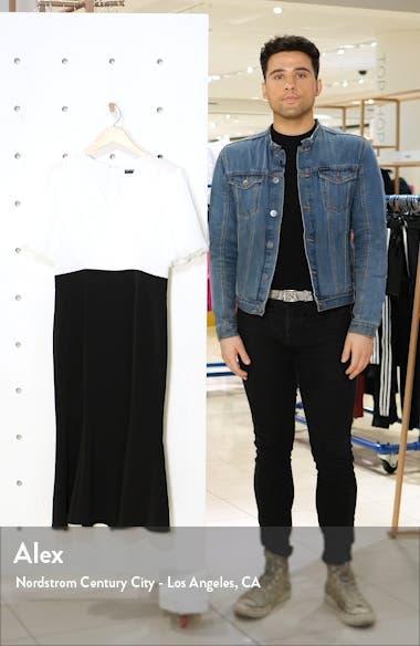 Faux Two-Piece Dress, sales video thumbnail