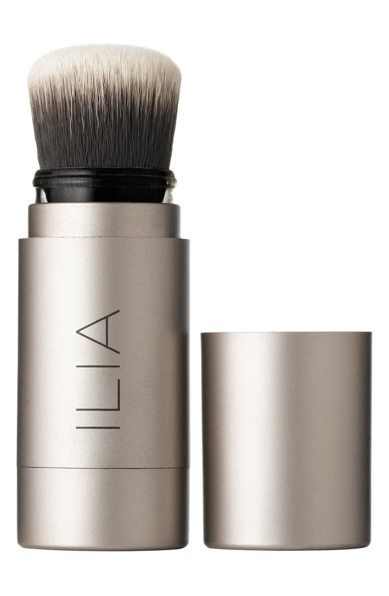 ILIA SPACE.NK.apothecary ILIA Flow-Through Soft Focus Finishing Powder, Main, color, NO COLOR
