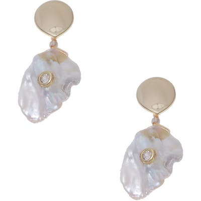 Nakamol Design Cultured Pearl Earrings