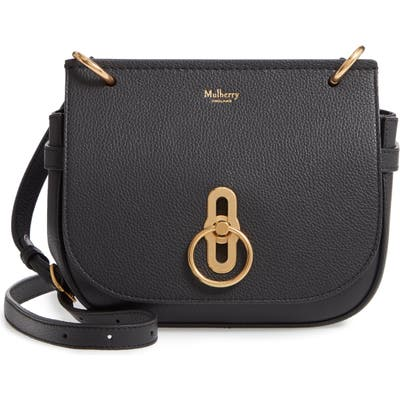 Mulberry Small Amberley Leather Crossbody Bag -