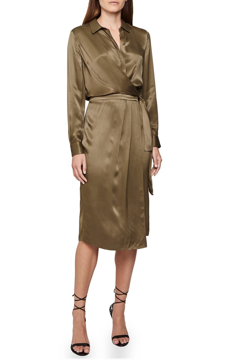 katie-satin-shirtdress by reiss