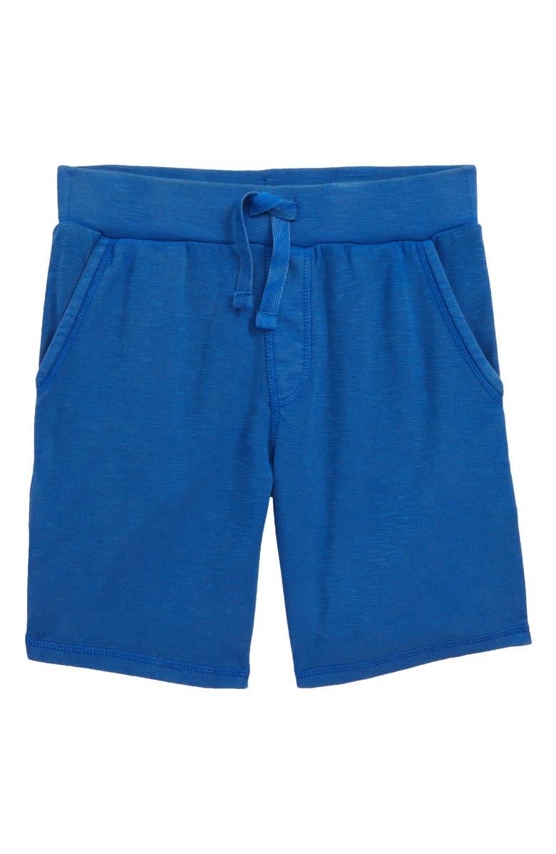TUCKER + TATE Core Knit Shorts, Main, color, BLUE SURF