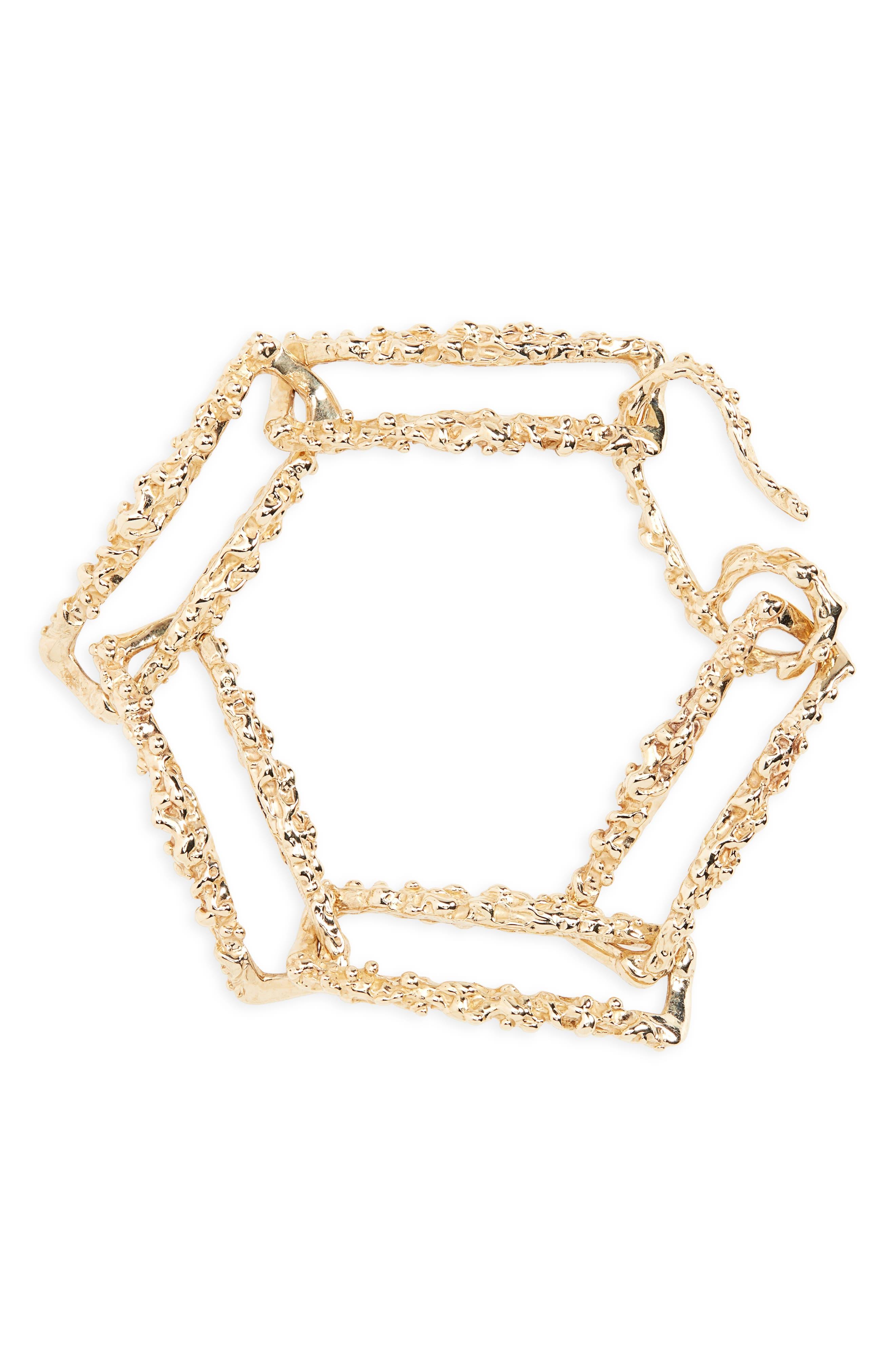 Roca Chain Link Bracelet