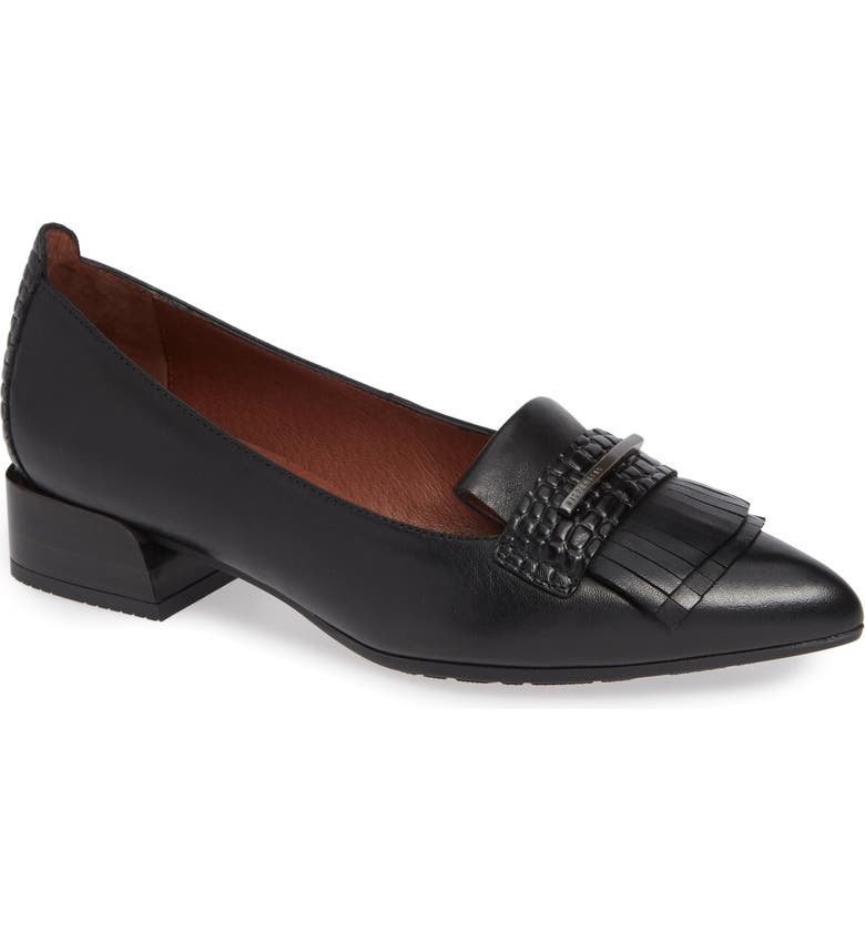 HISPANITAS Marla Pump, Main, color, SOHO/ CAIMAN BLACK LEATHER
